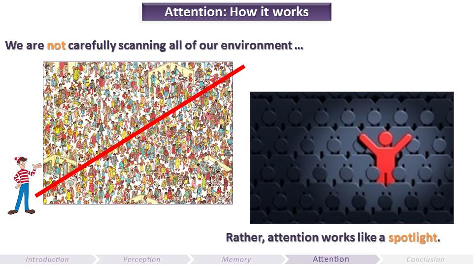 Attention: How it Works | Video Game UX