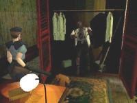 Screenshot from Resident Evil