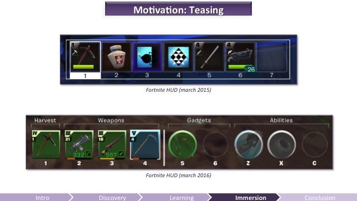 Motivation - Teasing | Game UX