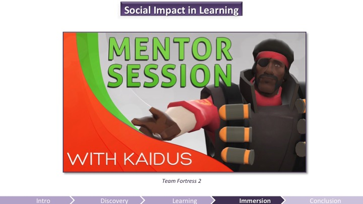 Social Impact on Learning