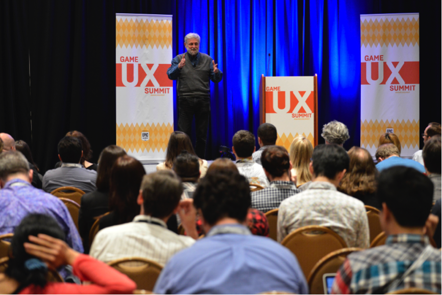 Game UX Summit - Don Norman