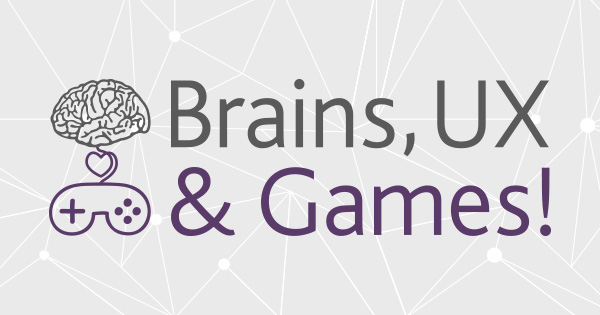 Celia Hodent - Brains, UX, and Games!